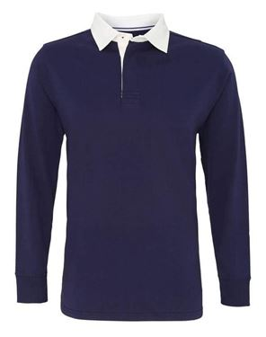Asquith & Fox Men's Classic Fit Long Sleeve Vintage