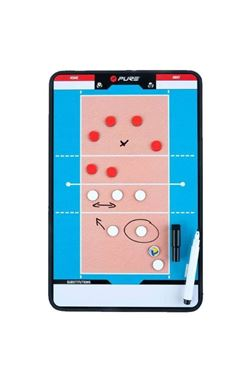 Volleybal Coachbord Pure2Improve