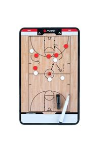 Basketbal Coachbord Pure2Improve