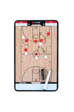 Basketbal Coachbord Pure2Improve