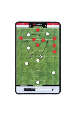 Pure2Improve Coachbord Voetbal