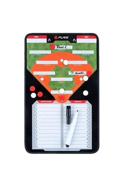 Honkbal Coachbord Pure2Improve