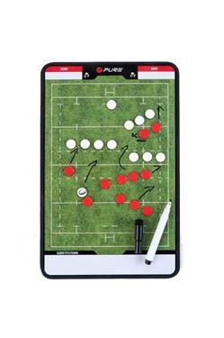 Magnetisch en beschrijfbaar Rugby Coachbord