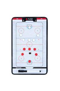 IJshockey Coachbord Pure2Improve Magnetisch en beschrijfbaar