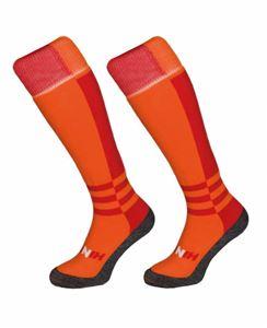 Funkous Twisted Red Orange