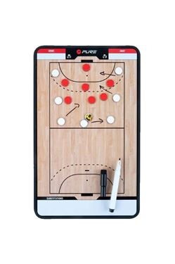 Handbal Coachbord Pure2Improve