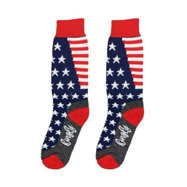 Hingly Crew Socks USA
