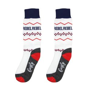 Crew Socks Rebel Hingly korte sportsok