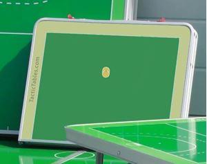 Coachbord tafel Korfbal 60x40