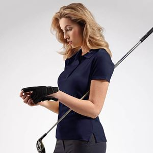 Glenmuir Paloma Women's Performance Piqué Poloshirt