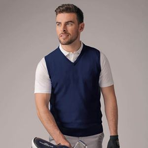 g.Thornton cotton v-neck slipover