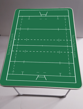 Coachtafel PRO 80 Rugby