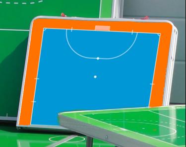 Coachtafel PRO 60 Zaalvoetbal / Futsal