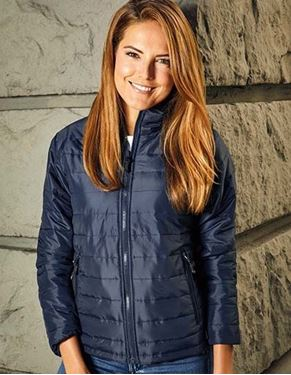 Women´S Padded Jacket C+