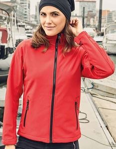 Women´S Softshell Jacket C+