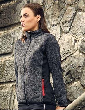 Women's Knit Jacket Workwear