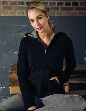 Women´S Hooded Fleece Jacket