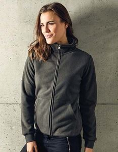 Womens Double Fleece Jacket