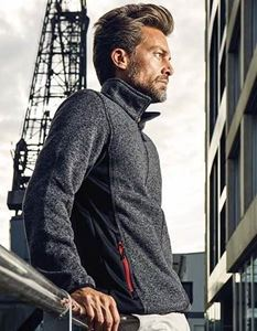 Men's Knit Jacket Workwear