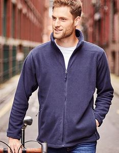 Outdoor Fleece Full-Zip Van Russell
