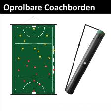 Oprolbare Coachborden Voetbal