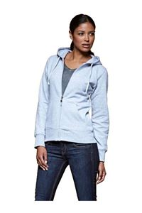 Ladies Hooded Jacket JN053