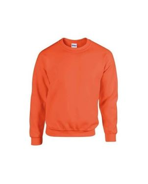 Oranje Heavy Blend Crew Neck Sweater
