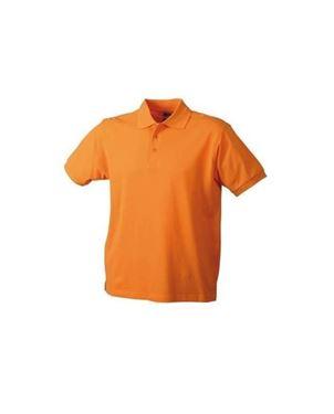 Oranje Heren Polo