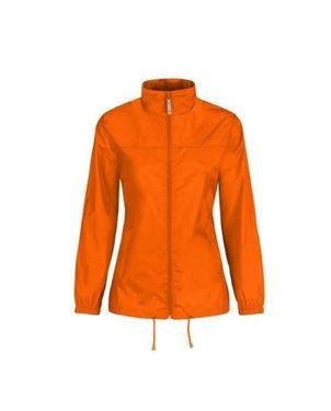 Oranje Dames Windjack