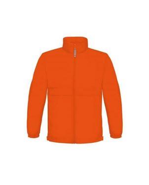 Oranje Windjack Voor Kinderen
