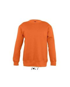 Oranje Kinder Sweater New Supreme