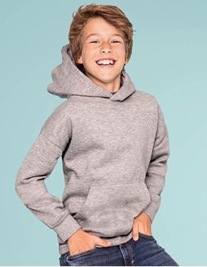 Capuchon sweater kindermaten