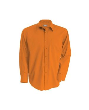 Oranje Overhemd