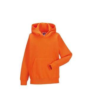 Oranje Hoodie Van Russell
