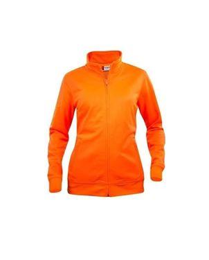 Oranje Dames Cardigan