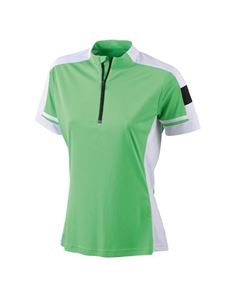 Ladies Bike-T Half Zip