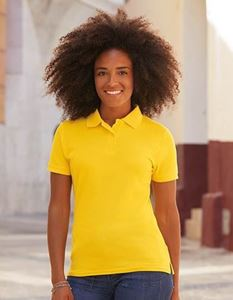 Lady-Fit 65/35 Polo Fruit Of The Loom