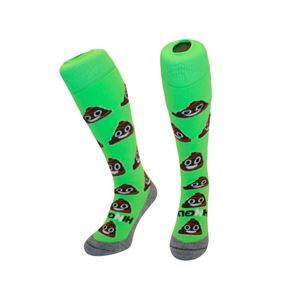 Funkous Happy Poop. De leukste sokken om in te trainen!