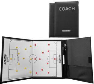 Sportec Magnetische Luxe Coachmap Voetbal 64 X 28 Cm