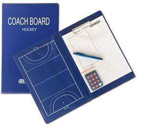 Magnetische Coachmap Met Clip En Schrijfblok Hockey