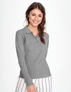 Ladies Longsleeve Polo Podium