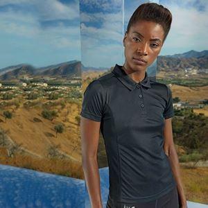 Women's TriDri® Panelled Polo