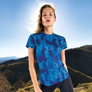 Women's TriDri® Hexoflag Performance T-Shirt
