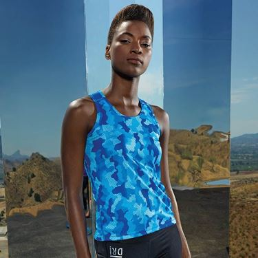 Women's TriDri® Hexoflage Performance Vest