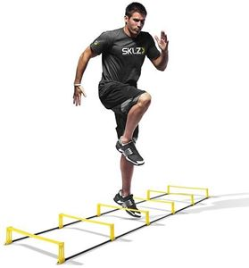 SKLZ Elevation Ladder - 2-In-1 Agility Ladder + Horden