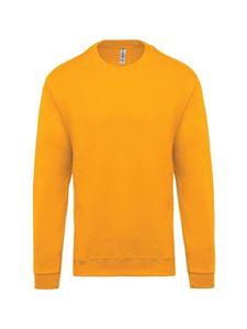 Gele carnaval sweater