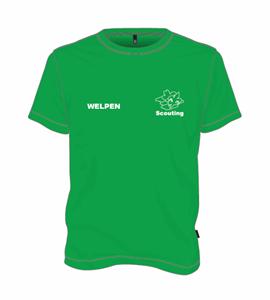 Afbeelding van Welpen T-shirt Scouting BvB