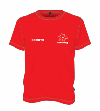 Scouts T-Shirt Scouting BvB