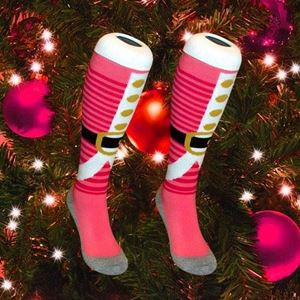 Santa Belt Pink Funkousen