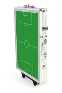 Trolley TravelCoach Voetbal